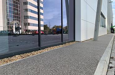 Ibbco Civil Engineering Ltd, Resin Bound Path