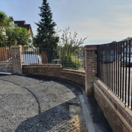 Specialised Brickwork and Railings- Ibbco Civil Engineering Ltd