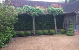 Garden Design- Ibbco Civil Engineering Ltd