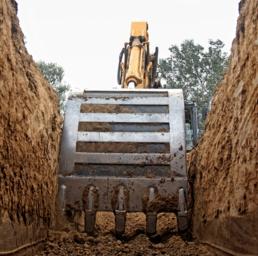 Digger Ibbco Civil Engineering Ltd