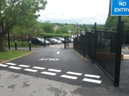 Tarmac Exit Car Park- Ibbco Civil Engineering Ltd