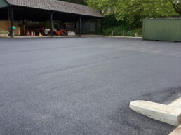 Tarmac Area- Ibbco Civil Engineering Ltd