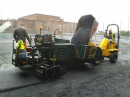 Tarmac Machine- Ibbco Civil Engineering Ltd