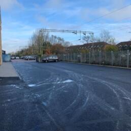 Weston House Tarmac Carpark- Ibbco Civil Engineering Ltd
