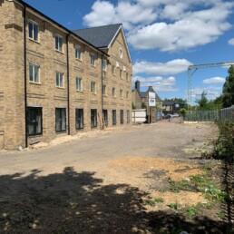 Weston House Before Refurbishment- Ibbco Civil Engineering Ltd
