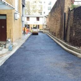 City Quay Rolling Tarmac- Ibbco Civil Engineering Ltd