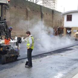 City Quay Tarmac- Ibbco Civil Engineering Ltd