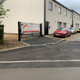 Woodside Industrial Estate Entrance After- Ibbco Civil Engineering Ltd
