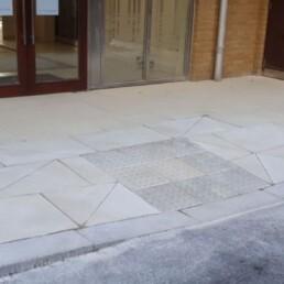 City Quay Entrance- Ibbco Civil Engineering Ltd