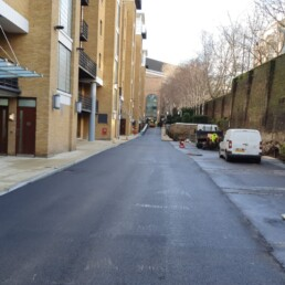 City Quay Road Refurbishment- Ibbco Civil Engineering Ltd