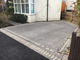 Block Paving Driveway- Ibbco Civil Engineering Ltd